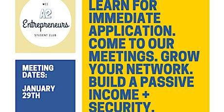 A2 Entrepreneurs COVID-19 Conversations - Local Response tickets