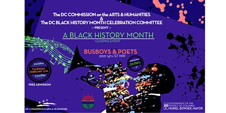 2020 Black History Month - Closing Event tickets