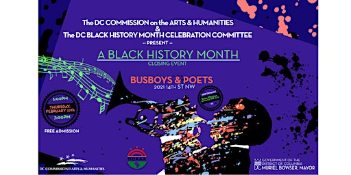 2020 Black History Month - Closing Event