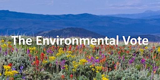 Closing The Environmental Voting Gap in 2020!