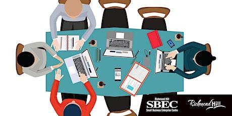 Business Tax 101 Seminar tickets