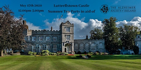 Luttrellstown Castle Summer Tea Party in aid of ASI tickets