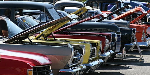 My Waterloo Days Car Show