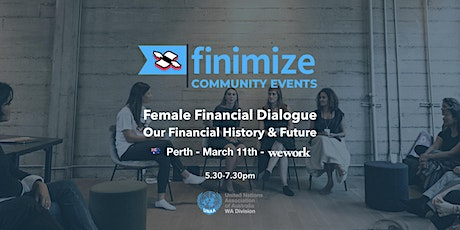 Female Financial Dialogue | Perth tickets