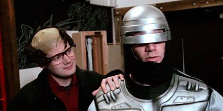 8 Ball Movie Night: Our Robocop Remake and Roboman Hakaider tickets