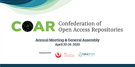 COAR 2020 Annual Meeting & General Assembly tickets