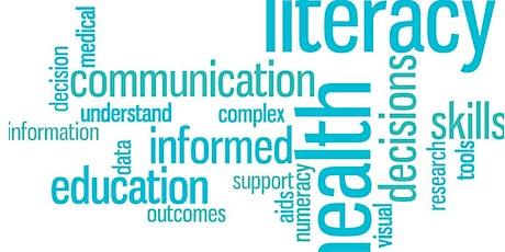Narrative Health Literacy: How To Enhance Health Communication tickets