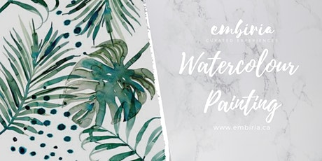 Embiria presents Watercolour Painting tickets