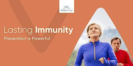 Lasting Immunity tickets