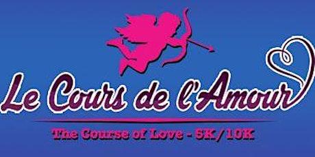 2021 Le Cours de l'Amour 5K/10K/1M tickets