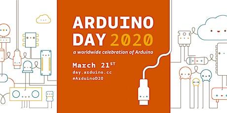 Arduino Day Roma 2020 biglietti