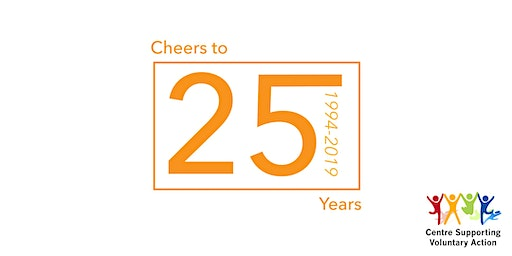 Cheers to 25 years - Charity Update