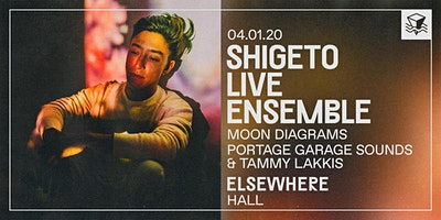 Shigeto Live Ensemble @ Elsewhere (Hall)