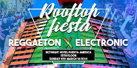 Rooftop Party - Reggaeton VS Electronica entradas