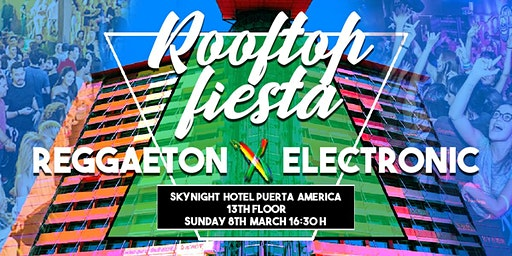 Rooftop Party - Reggaeton VS Electronica