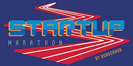 BorgerHub Startup Marathon billets