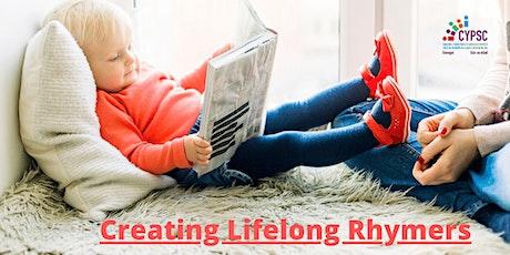Creating Lifelong Rhymers -Carndonagh tickets