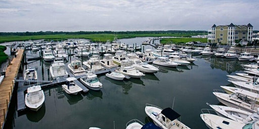 Freedom Boat Club - Club Tour at Cape May Marina