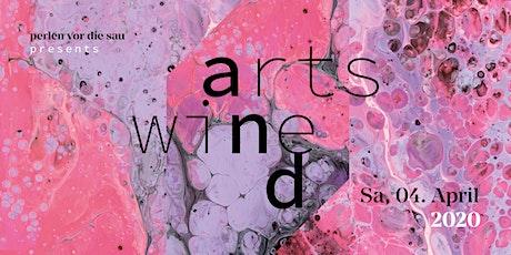 Arts & Wine 2020 Tickets