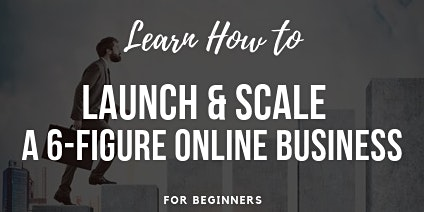 How to launch & scale a 6-figure Amazon online business for beginners