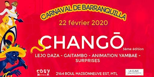 Chango l Carnaval de Barranquilla