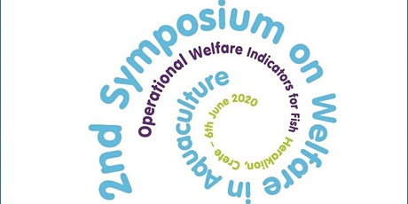 Second Symposium on Welfare in Aquaculture tickets