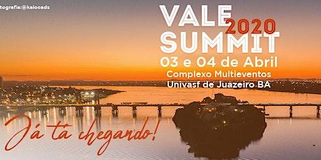 Vale Summit: Inovação, Empreendedorismo e Marketing Digital ingressos