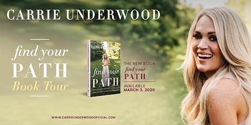 Meet Carrie Underwood and Celebrate FIND YOUR PATH