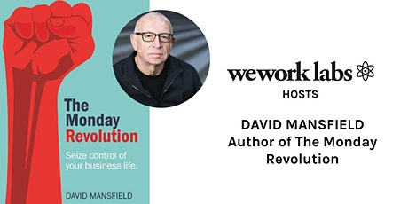 Fireside chat with David Mansfield, author of The Monday Revolution tickets
