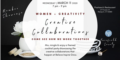 B.I.G. Creative Collaborations Showcase| See How We Work Together tickets