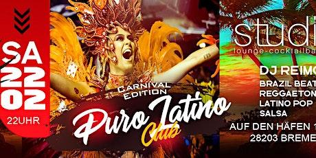 Puro Latino Club - Carnival Edition Tickets