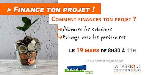 Finance ton projet !