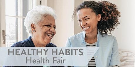 Healthy Habits Health Fair tickets