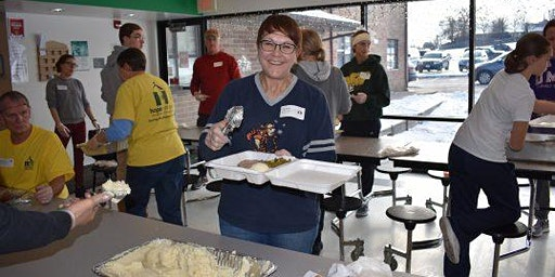 Free Easter Meals & Volunteer Opportunity