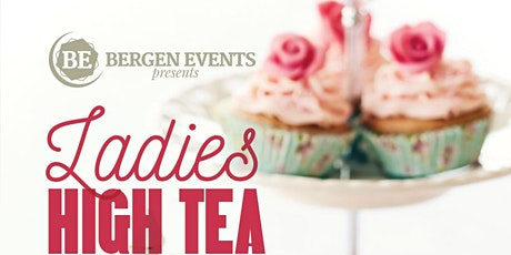 Ladies High Tea Presented by Bergen Events tickets
