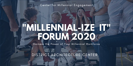 """Millennial-ize It Forum""- Washington, DC tickets"