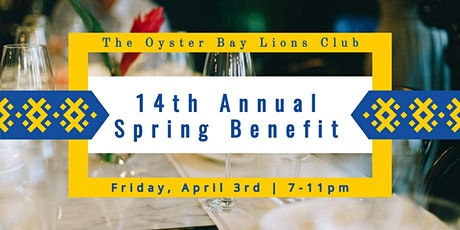 Oyster Bay Lions Club Spring Benefit tickets