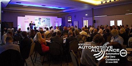 Automotive Net Zero Conference tickets