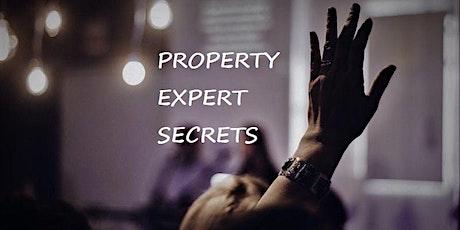 Property Expert Secrets (Manchester) evening tickets