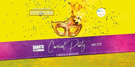 Aperitivizzando Carnival Party tickets