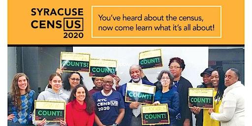 Syracuse Census Teach In  2020