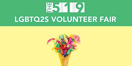 2020 LGBTQ2S Volunteer Fair tickets
