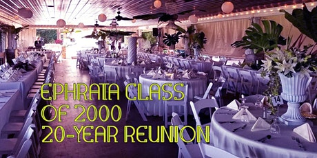 EPHRATA HIGH SCHOOL CLASS OF 2000 REUNION tickets
