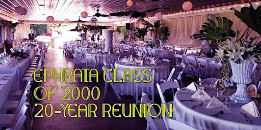 EPHRATA HIGH SCHOOL CLASS OF 2000 REUNION
