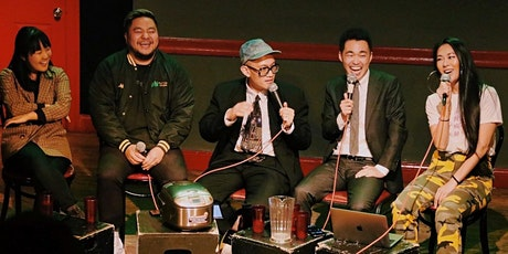 Asian Not Asian LIVE Podcast Recording! tickets