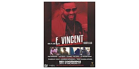 E. Vincent Album Release Concert tickets