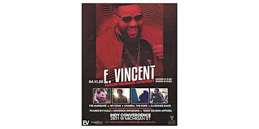 E. Vincent Album Release Concert