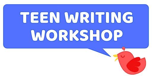 Teen Writing Workshop with John Claude Bemis