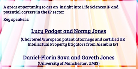 North West Biotech Initiative presents: Intellectual Property in Life Sciences tickets