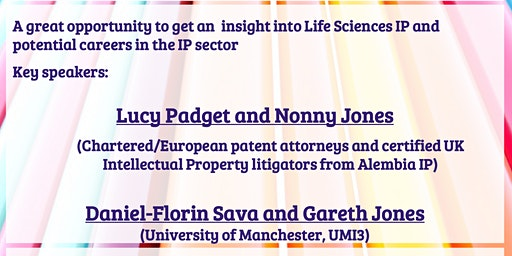 North West Biotech Initiative presents: Intellectual Property in Life Sciences